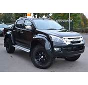 4X4 DOUBLE CAB Macclesfield Cheshire J W Rigby Car &amp Commercial