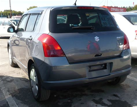 how cars engines work 2006 suzuki swift electronic valve timing 2006 suzuki swift pictures 1 3l gasoline ff automatic for sale