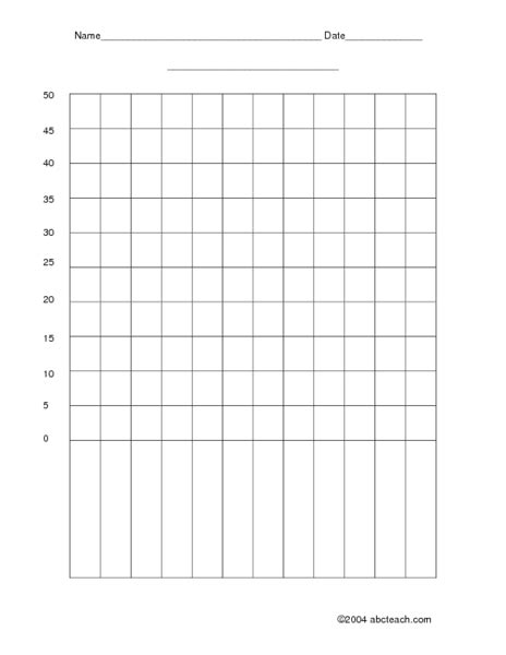 printable blank math graphs free worksheets 187 blank pictograph template free math