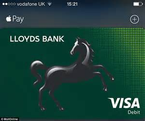 lloyds bank contactless card apple pay goes live for lloyds and halifax customers but