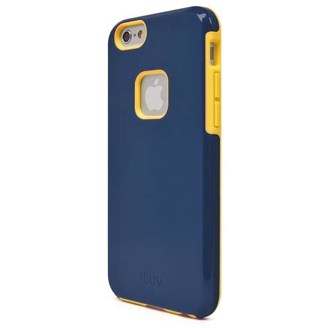h iphone 6 iluv regatta for iphone 6 6s blue ai6regabl b h photo