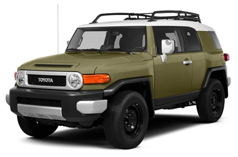 fj cruiser 2013 toyota fj cruiser price photos reviews features
