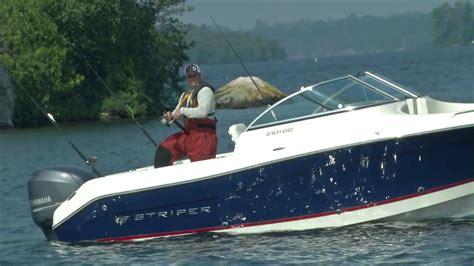 dual console aluminum fishing boats 21 foot dual console fishing boat by striper boats youtube