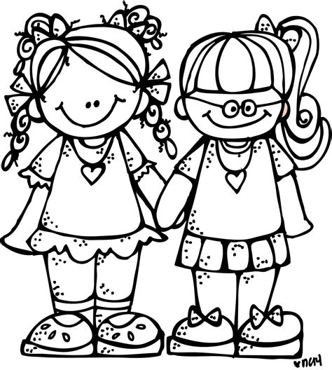 forever grayscale coloring book coloring book books friends clipart black and white many interesting cliparts