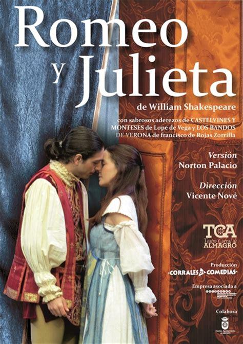 imagenes sensoriales de romeo y julieta romeo y julieta william shakespeare corraldecomedias com