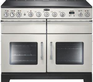 induction electric cooker reviews ivory and chrome rangemaster excel 110 electric induction range cooker review electric cookers
