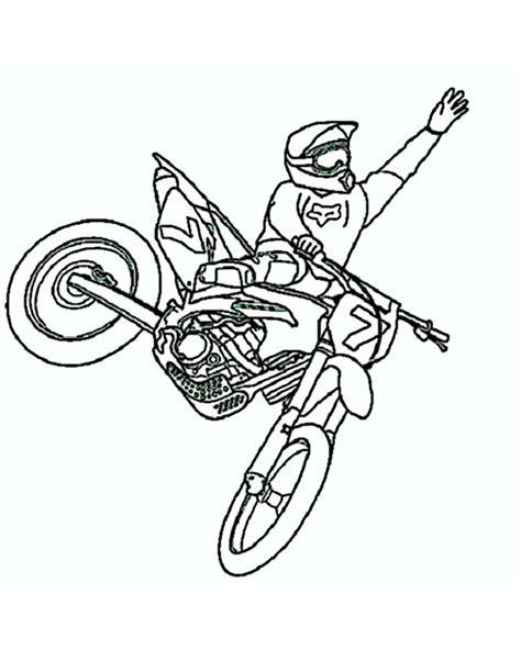 Motorrad Zum Ausmalen by Ausmalbilder Motorrad Kostenlos Malvorlagen Zum