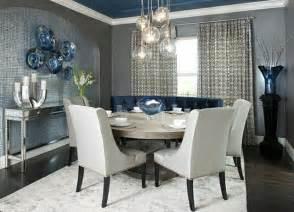 blue dining room ideas une mini salle 224 manger mais un maxi confort