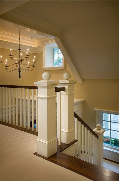 new banisters without the spheres this could be new banisters at