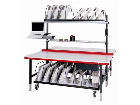 bureau logistique tables d emballages postes de conditionnement points