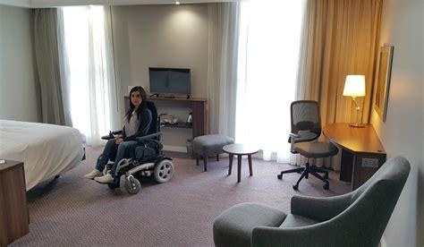 hampton  hilton bristol city centre wheelchair access