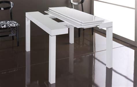 tavolo consol tavolo allungabile con piano in faggio 5518 f