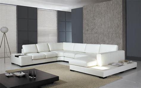 Sectional Sofa Ideas 25 Leather Sectional Sofa Design Ideas Furniture