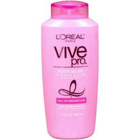 Loreal Vive Pro by L Oreal Vive Pro Nutri Gloss Shoo Reviews Viewpoints
