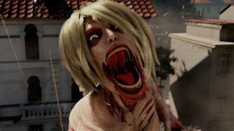 attack on titan japanese universal studios previews attack on titan neon genesis