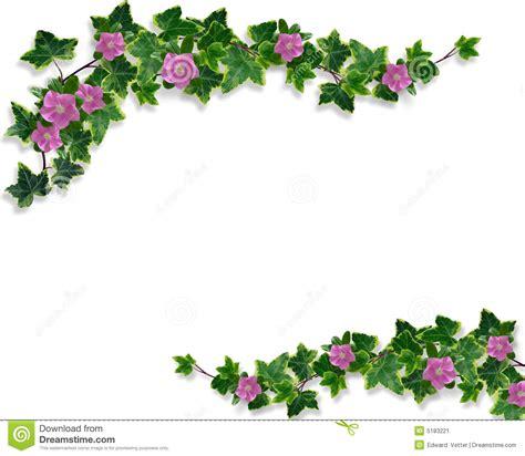 flower design page borders 16 flower border design images flower border design