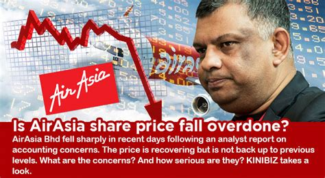 airasia share price did airasia engage in accounting shenanigans kinibiz