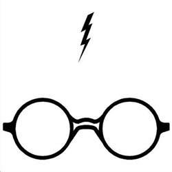 Harry Potter Lightning Scar Emoji Harry Potter Clip Cliparts Co