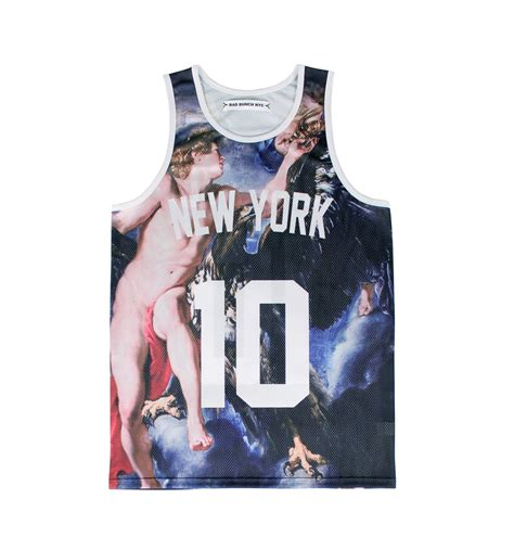 bad bunch nyc 174 the abduction jersey - Bad Design Nyc
