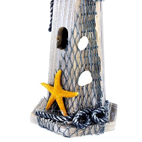 starfish wooden lighthouse nautical themed rooms starfish wooden lighthouse 10 quot high nautical themed rooms