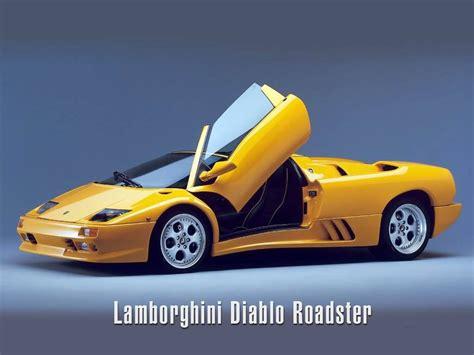 Lamborghini Diablo Review Lamborghini Diablo Vt Roadster Photos News Reviews