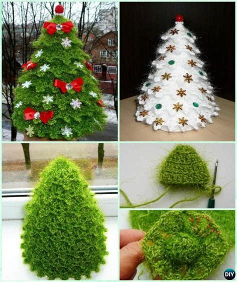 free crochet pattern for christmas tree garland 17 best images about christmas decorations on pinterest