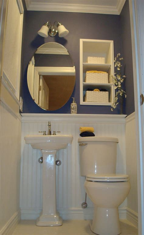 small powder bathroom ideas bathroom shelving ideas for optimizing space