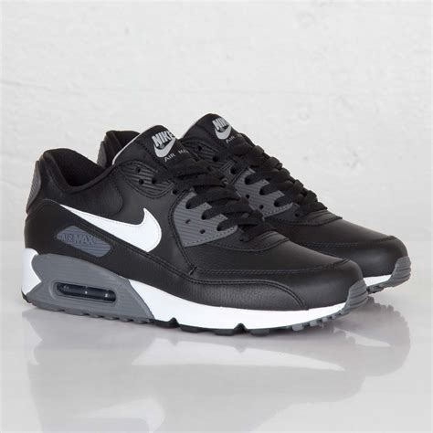 Nike Airmax 90 Black White nike air max 90 essential black white grey
