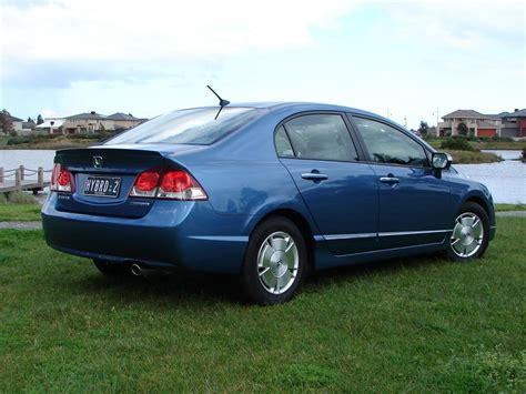 Honda Civic Hybrid Review by Honda Civic Hybrid Review Road Test Photos Caradvice