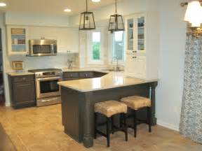 Update Oak Kitchen Cabinets Leigh Updates Oak Kitchen Cabinets With Caromal Paints