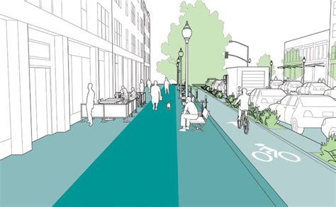 home zones design guidelines el paso development news el paso looks to rev street