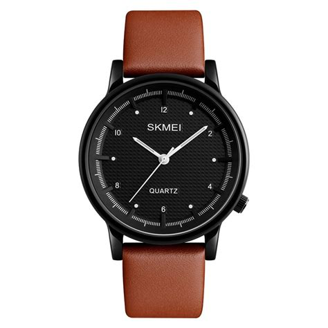 Skmei 1059cl Fashion Casual Leather Berkualitas skmei 1210 fashion simple style leather casual