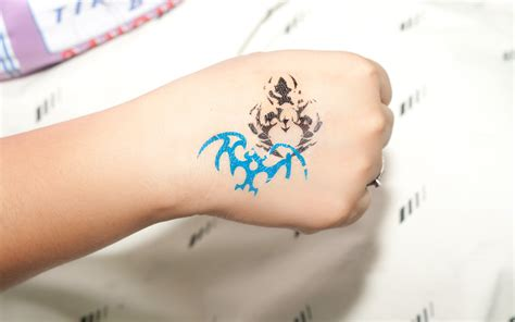 tattoo apply how to apply water transfer tattoos 12 steps