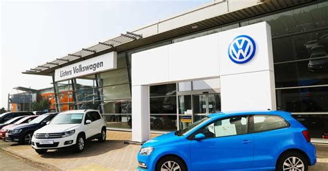 Car Tyres Nuneaton by Listers Volkswagen Nuneaton Vw Servicing Nuneaton Vw