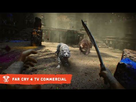 Far Cry 4 Ps4 2nd far cry 4 tv commercial ps4