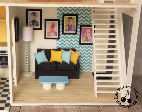Kitchen Island Diy maison de barbie 5 les meubles cuisine et salon
