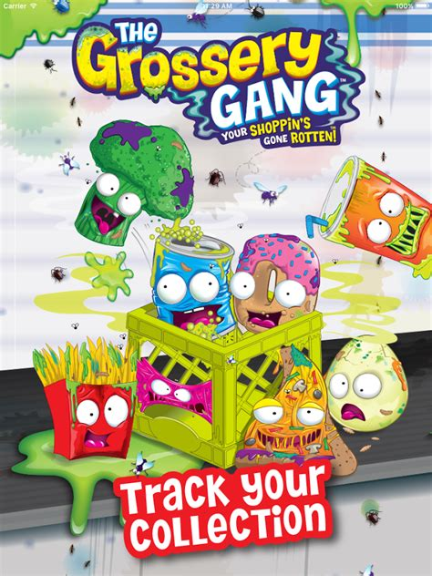 the grossery inside the yucky mart seek and find books grossery list android apps on play