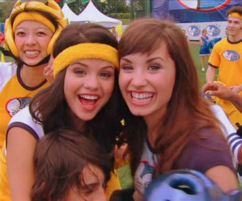 disney channel games on the set of the disney channel s friends for change