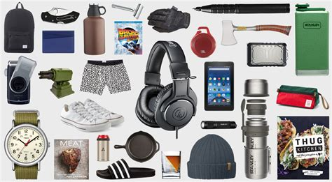 gifts for men the best gifts for techies muted the 50 best men s gifts under 50 hiconsumption