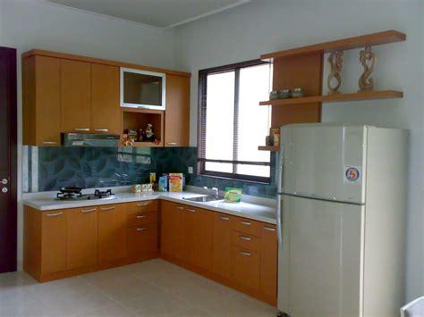 Simple Kitchen Remodel Ideas by 40 Contoh Gambar Desain Dapur Minimalis Sederhana