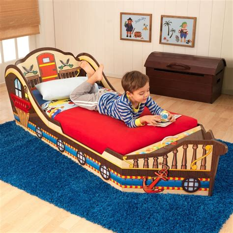 Pirate Ship Toddler Bed by The Most And Unique Toddler Beds
