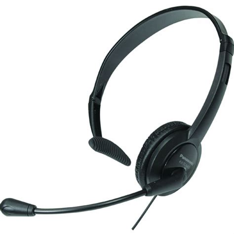 Headset Model Bando Mic panasonic kx tca400 2 5mm foldable the headsets with microphone headsets