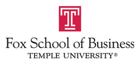 Temple Mba Vs Fox Mba by The Business School Network Businessbecause
