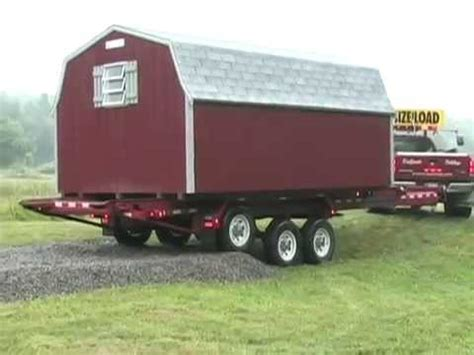 How To Move A Shed On Skids by How To Move A Storage Shed Easily With Moving Rollers