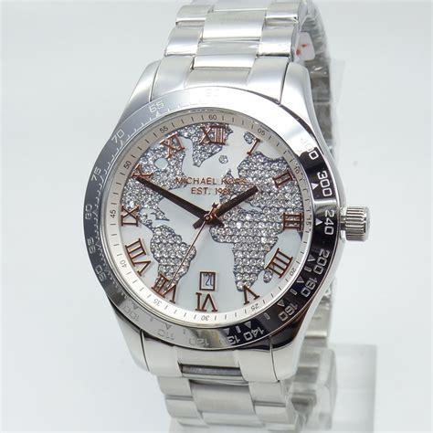Micheal Kors Uhr by Michael Kors Uhr Uhren Damenuhr Mk5958 Xl Layton
