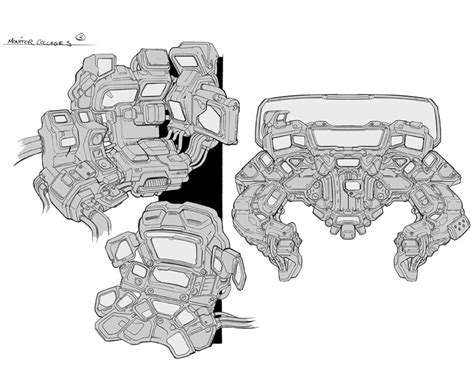 quake 4 console autodestruct concept