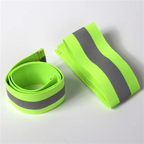 Reflective/Hi Viz armbands from Continental Rider