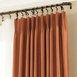 Pinched Pleat Drapes Current Trends In Window Treatments Home Interior Design