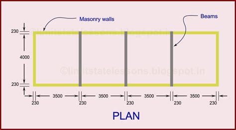 plan view reinforced concrete design chapter 10 cont 5 second