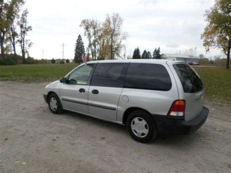 lakeview motors elkhart in buy used 2002 ford wndstar lx in elkhart indiana united